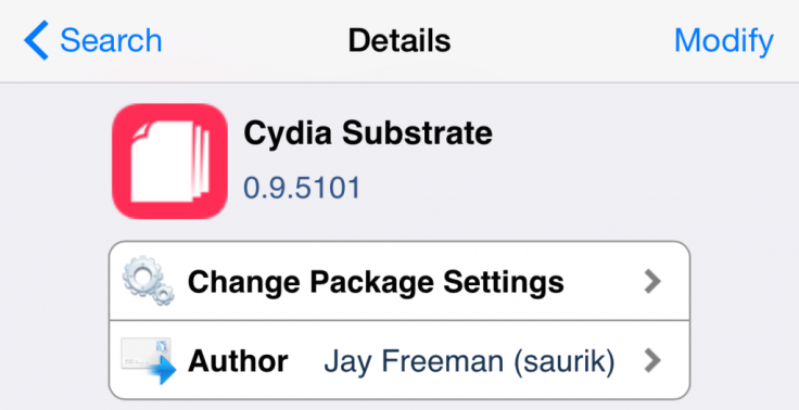 Legendary hacker Comex working on Cydia Substrate alternative -'Substitute', Saurik responds