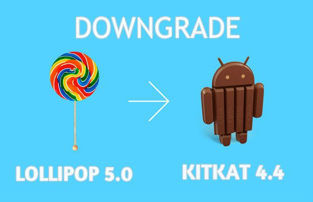 How to downgrade from Android 5.0 to Android 4.4 on Nexus devices