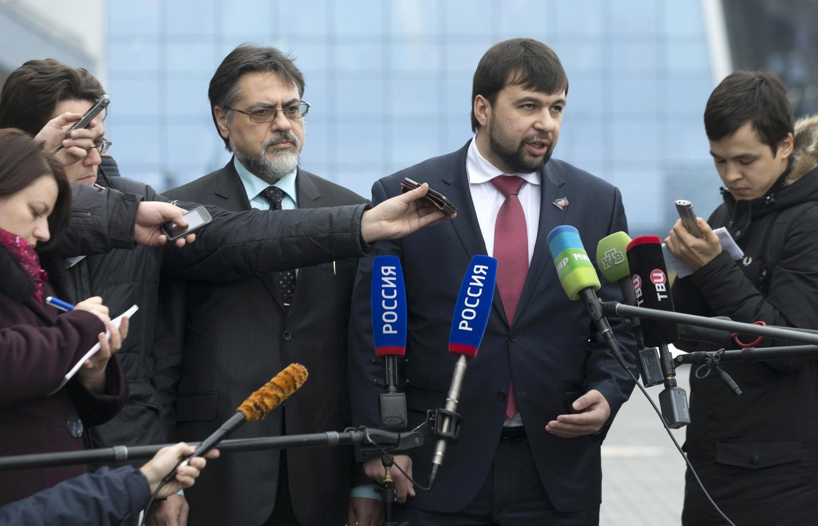 Minsk peace talks fail