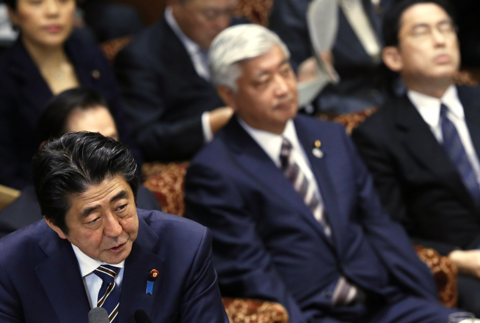 Japan: Abe seeks major shift in military policies after hostages killing