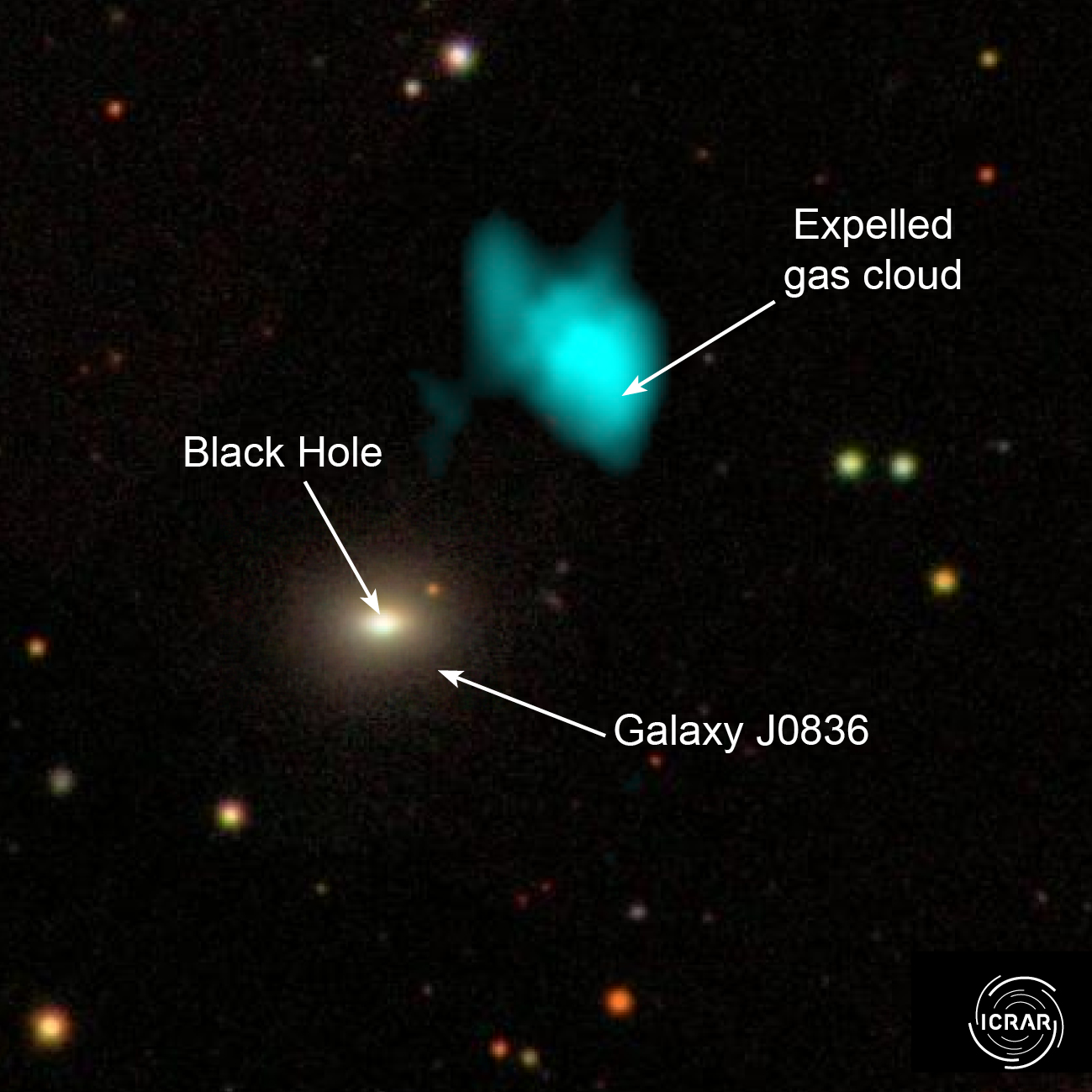 how does a black hole die - photo #13