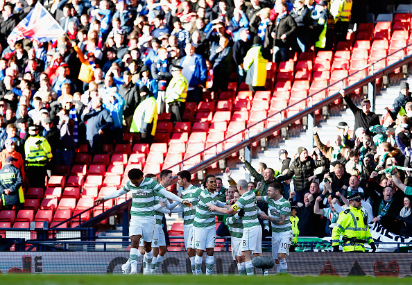 Celtic vs Rangers