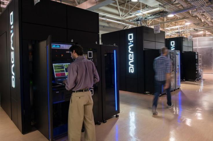 D-Wave 1152 qubit commercial quantum computer