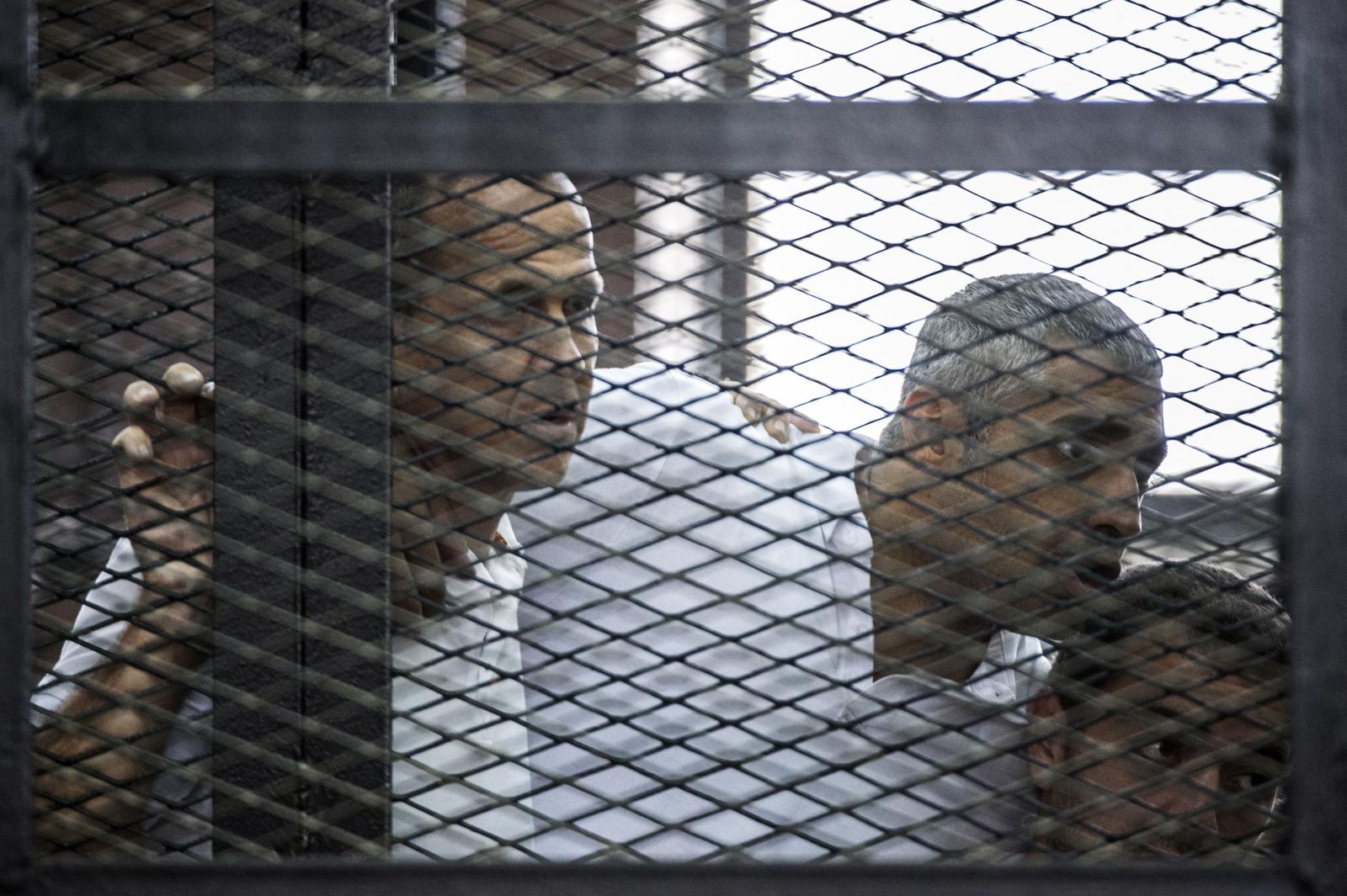 al-jazeera journalists