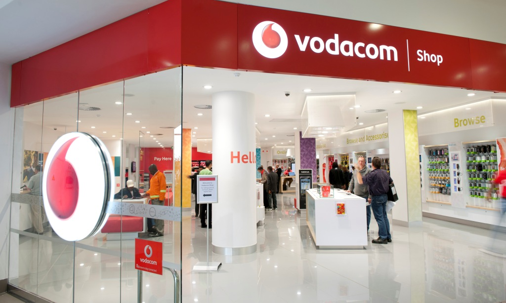 South Africa may sell Vodacom stake to raise funds for power plants