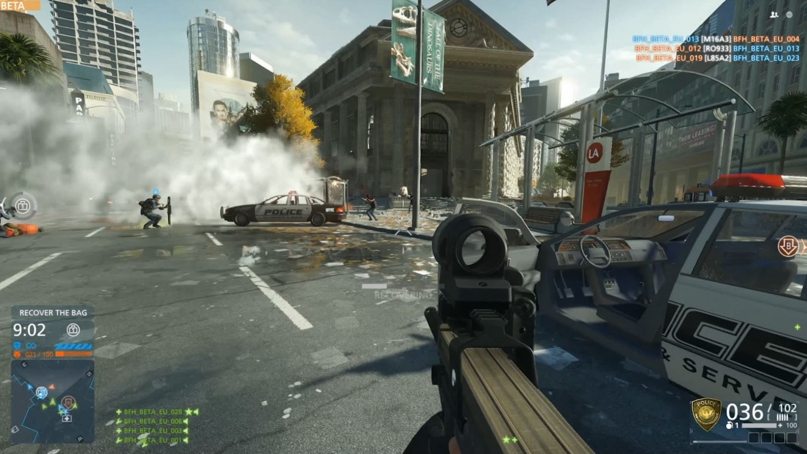 Battlefield Hardline preview: multiplayer beta offers fast and furious new modes