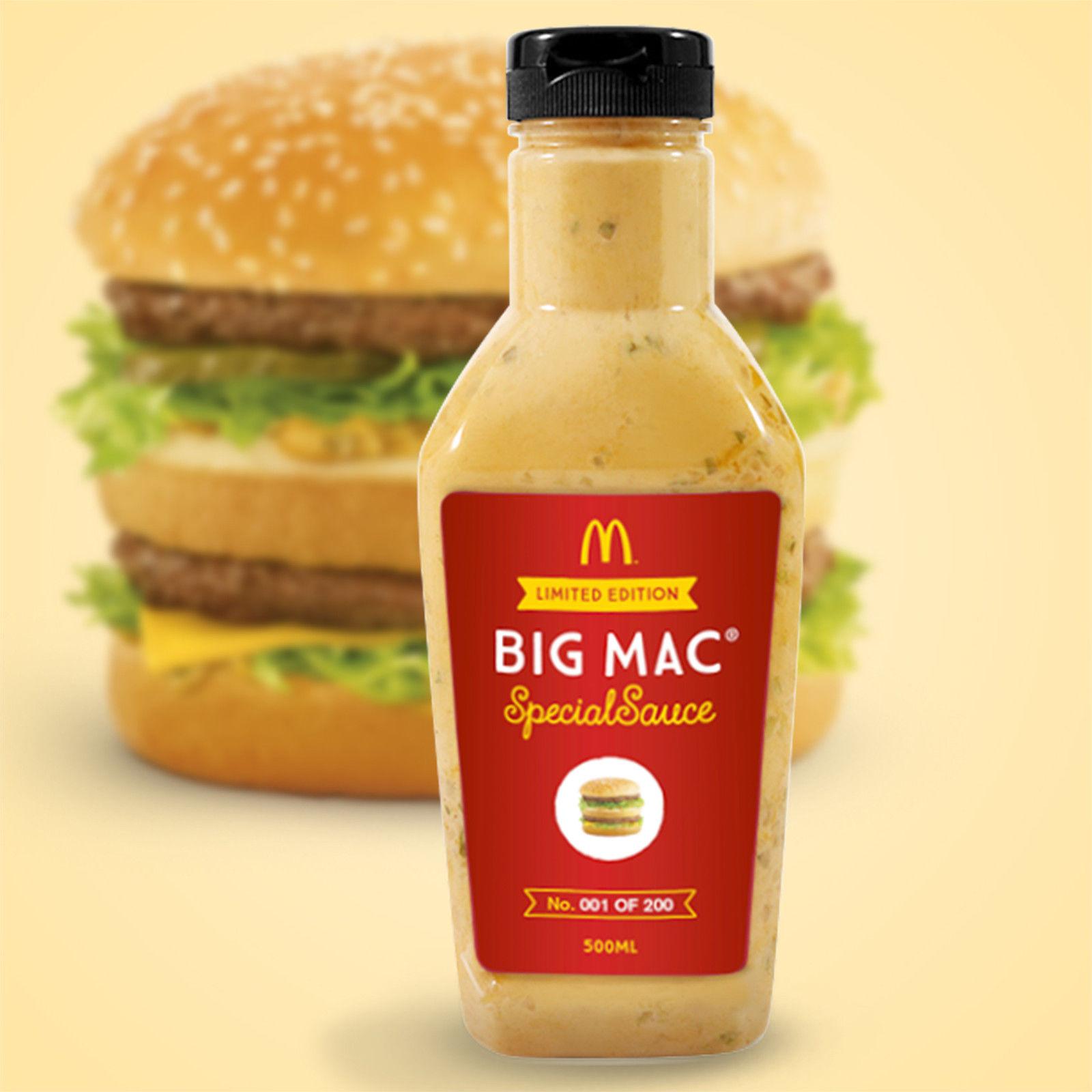 McDonald's' 'Special Sauce'