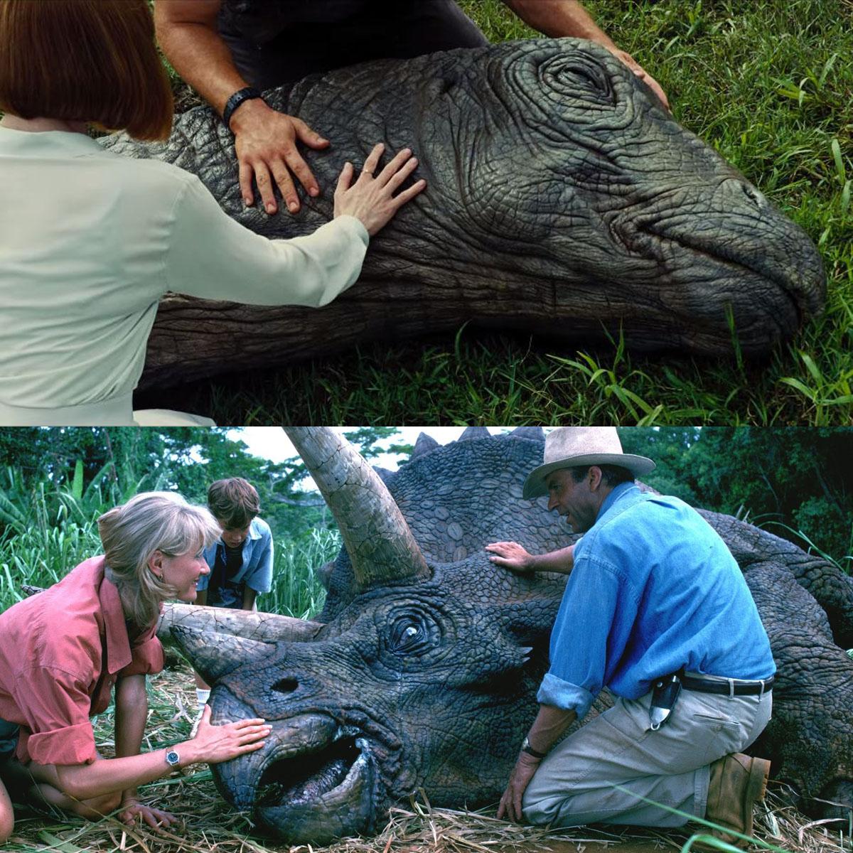 Jurassic world super bowl trailer 9 easter eggs and references to original films - Film de dinosaure jurassic park ...