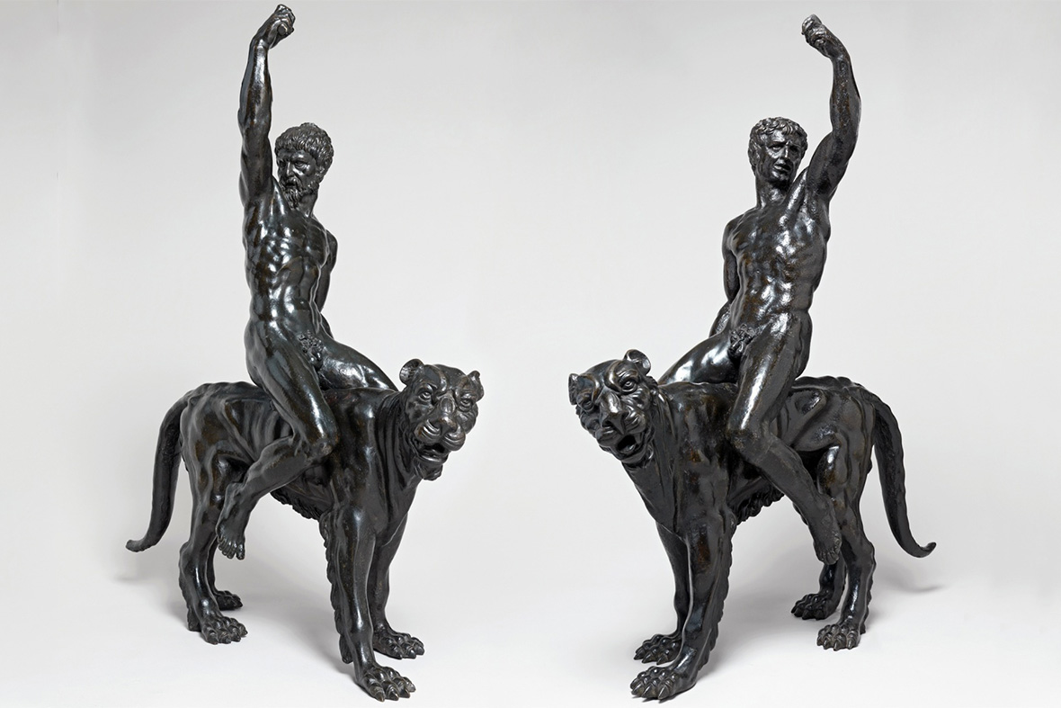 michelangelo bronze sculptures