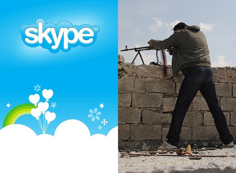 skype syria