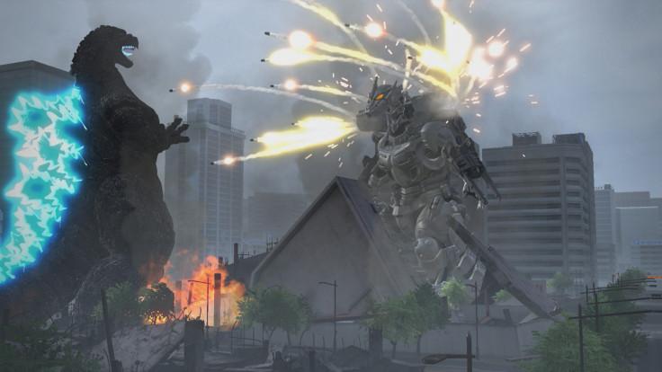 Godzilla Game 2015 Screenshot