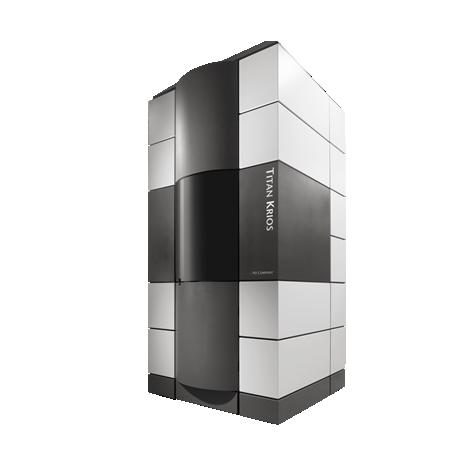 The FEI Titan Krios cryo-electron microscope
