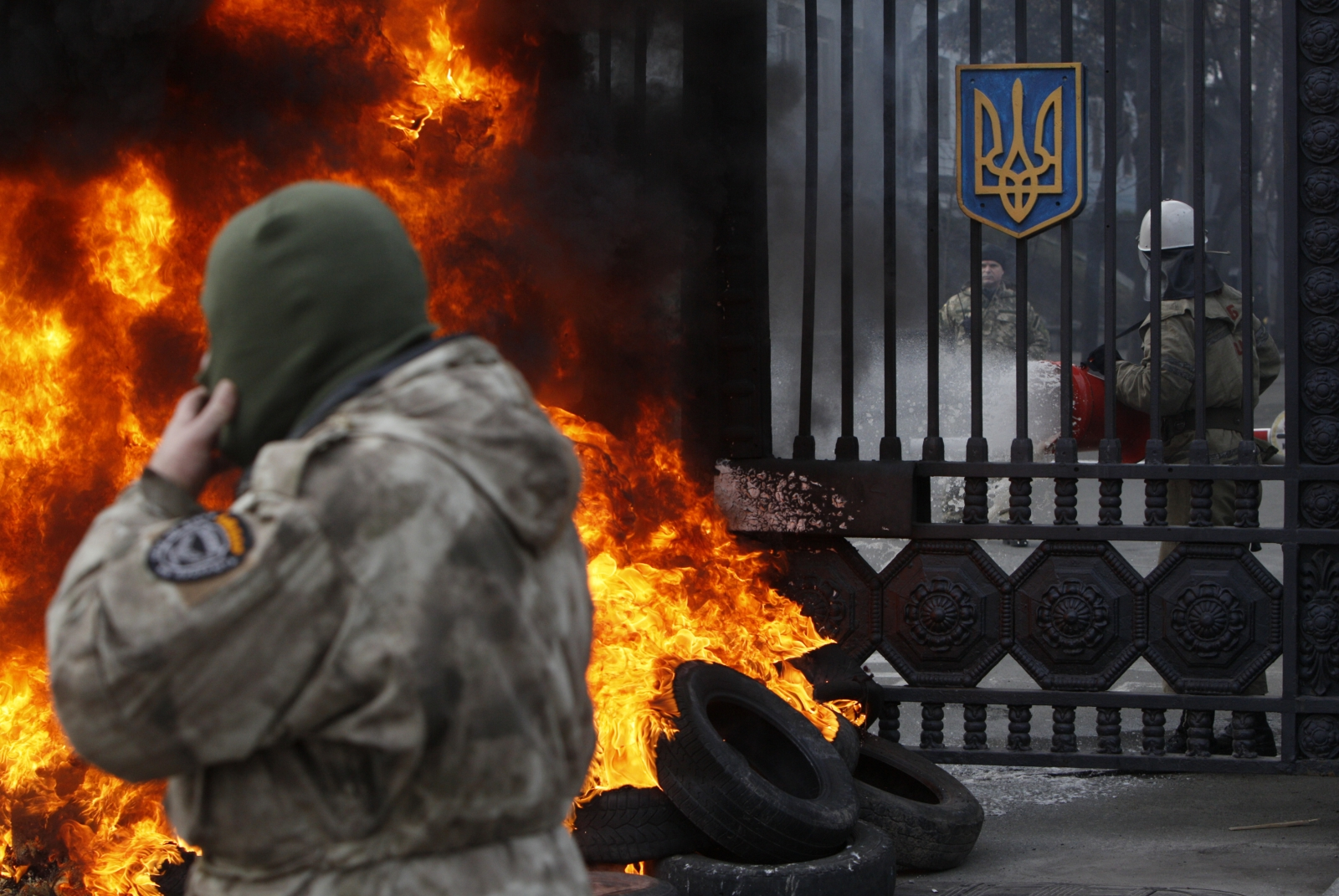 US lethal military aid to Ukraine