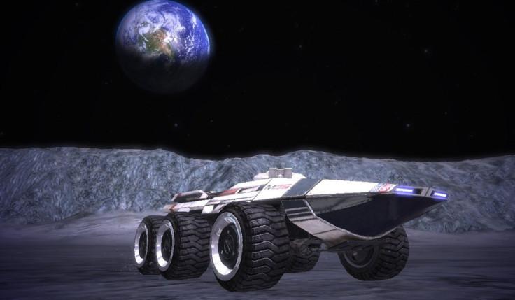 Mako Mass Effect