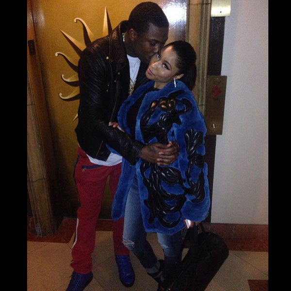 Nicki Minaj and Meek Mill dating