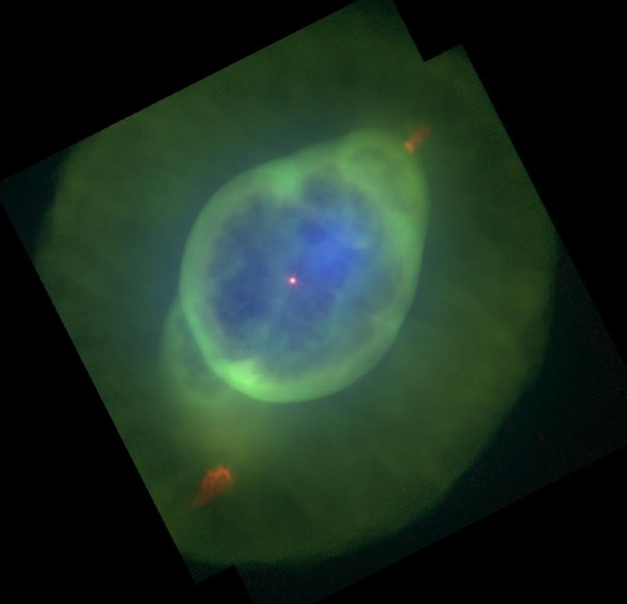 One day, the sun could look like Jupiter's Ghost, a dying star's planetary nebula