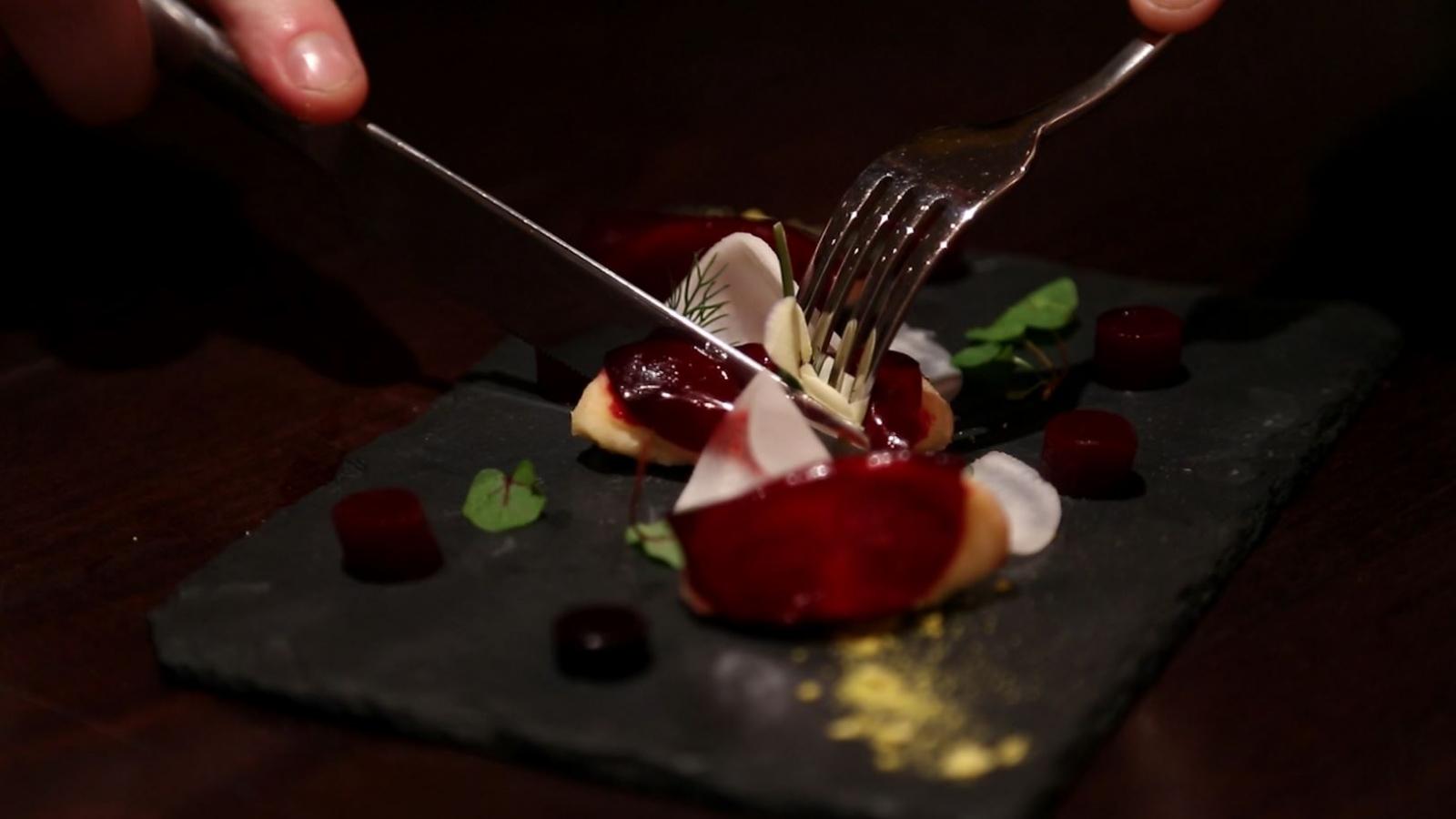 Paleo restaurant Pure Taste: How to fine dine in London on the \'Caveman diet\'