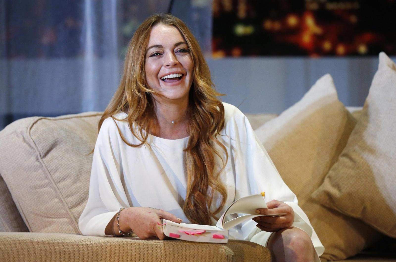 Lindsay Lohan sues Fox News for defamation