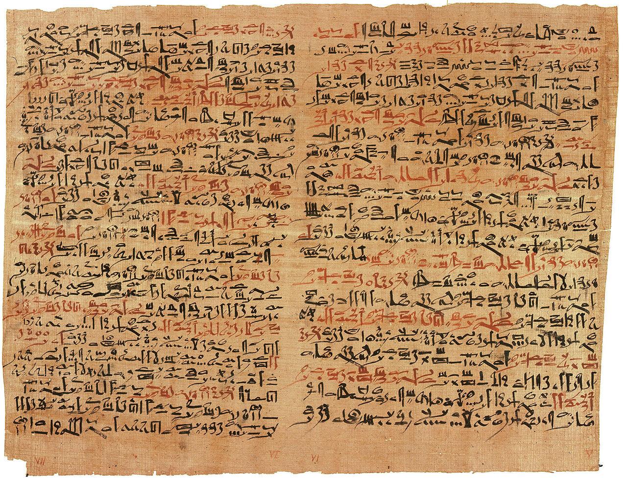 Edwin Smith Papyrus