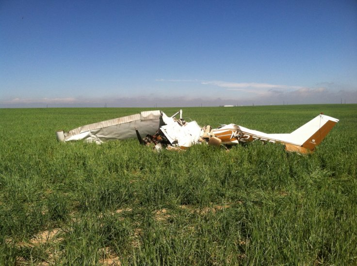Colorado plane crash