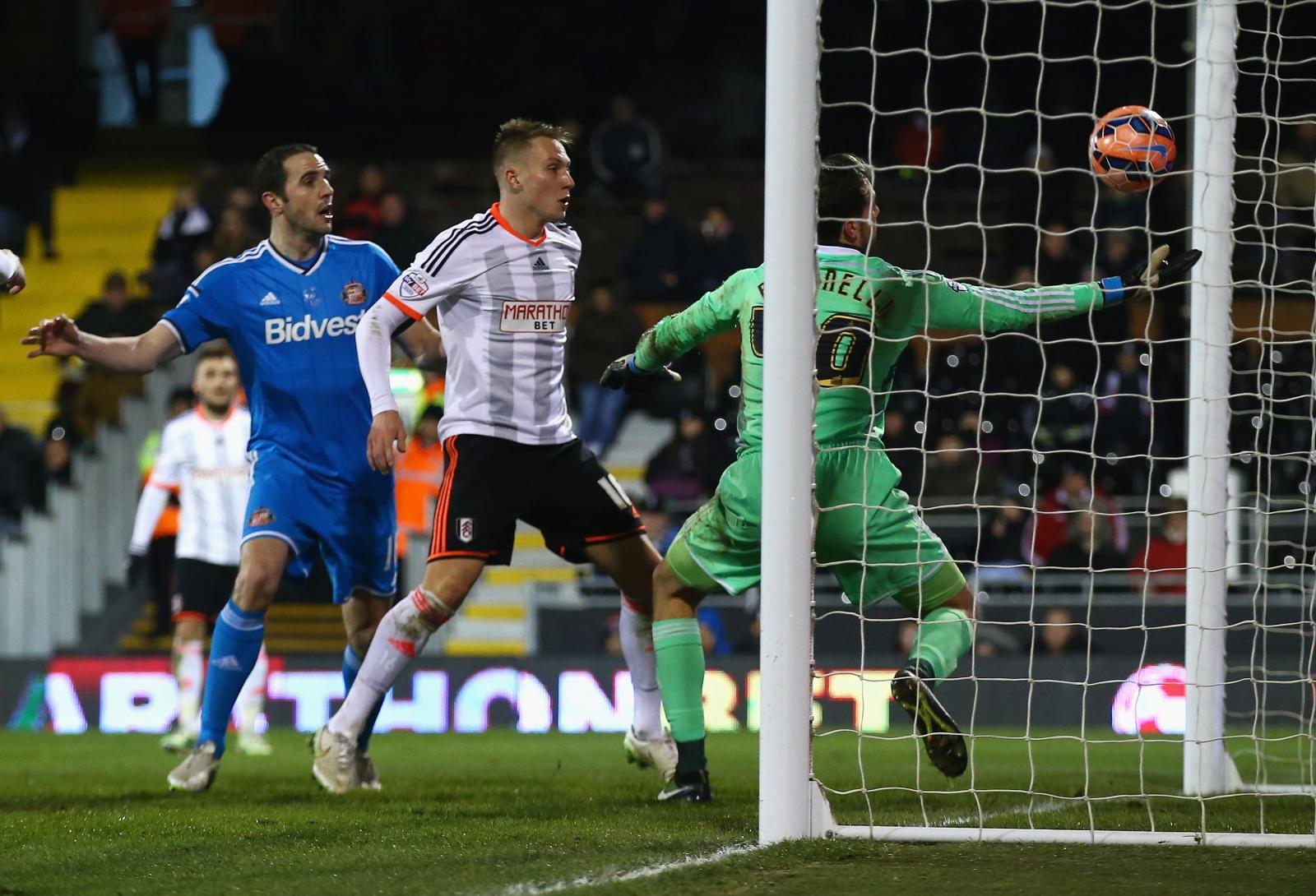 Fulham v Sunderland