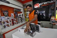Micromax overtakes Samsung in India