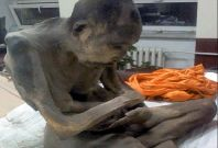 Mummified Buddhist monk found in Mongolia is \'still alive,\' claims professor