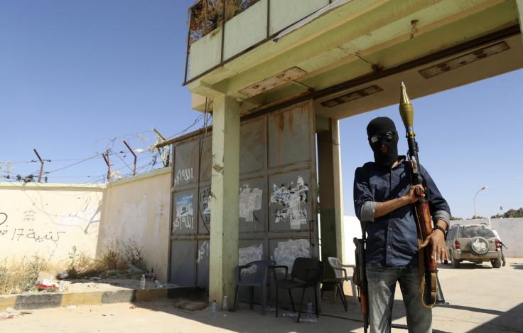 Libya Ansar al-Sharia