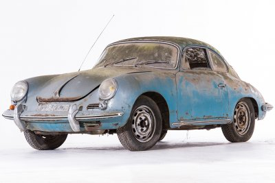 Retromobile Artcurial auction Roger Baillon classic cars