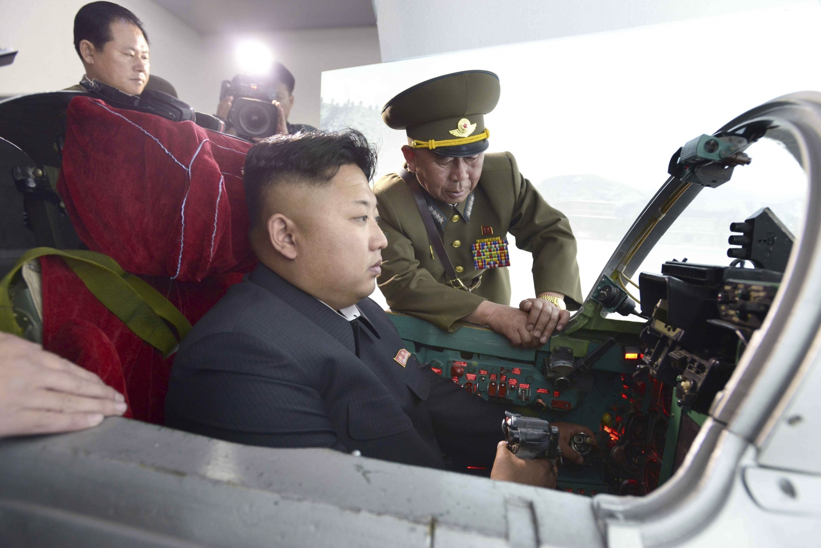 Kim jong-un's North Korea has threatened
