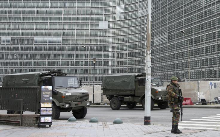Belgium terror threat