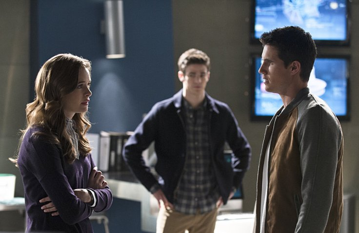 The Flash episode 13 The Nuclear Man