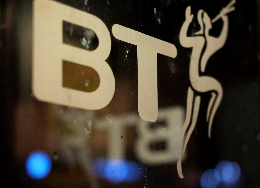 BT is considering joint ventures with DeutscheTelekom