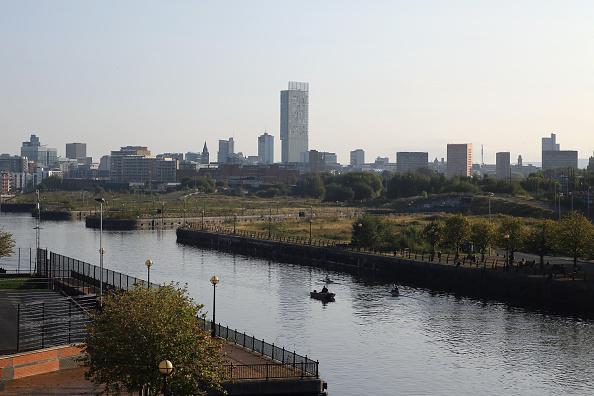 Manchester canals