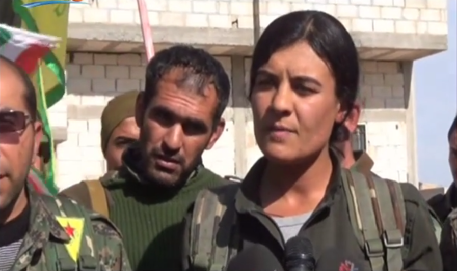 YPJ commander Hebun Sinya allegedly dead