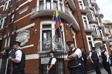 wikileaks founder julian assange ecuador asylum cost