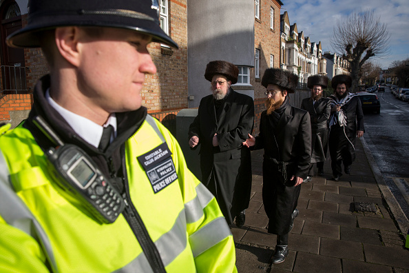 UK anti Semitism