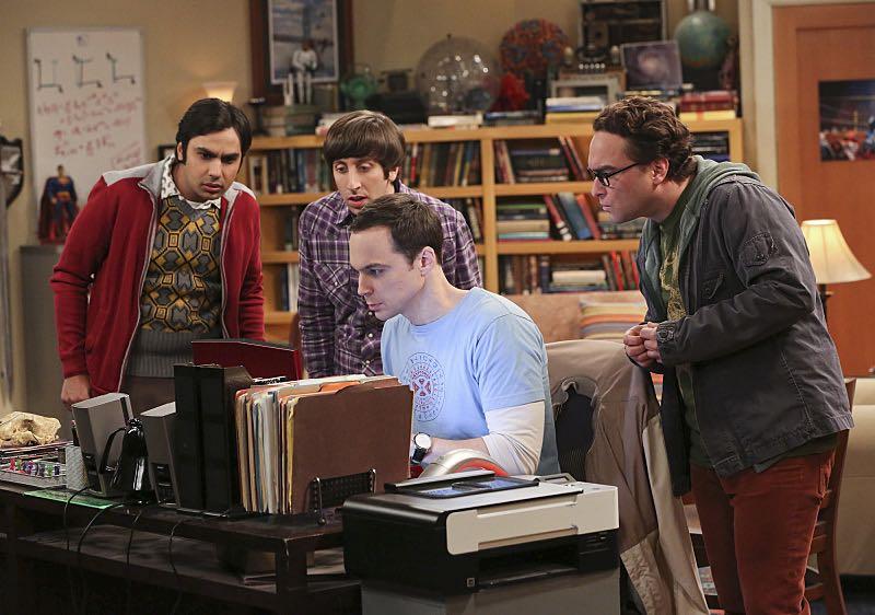 The Big Bang Theory season 8 episode 14 live streaming