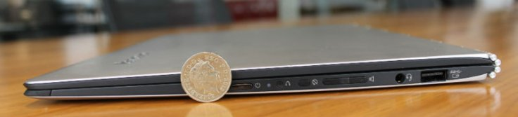 Lenovo Yoga 3 Pro Review weight