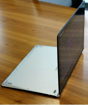 Lenovo Yoga 3 Pro Review Display mode