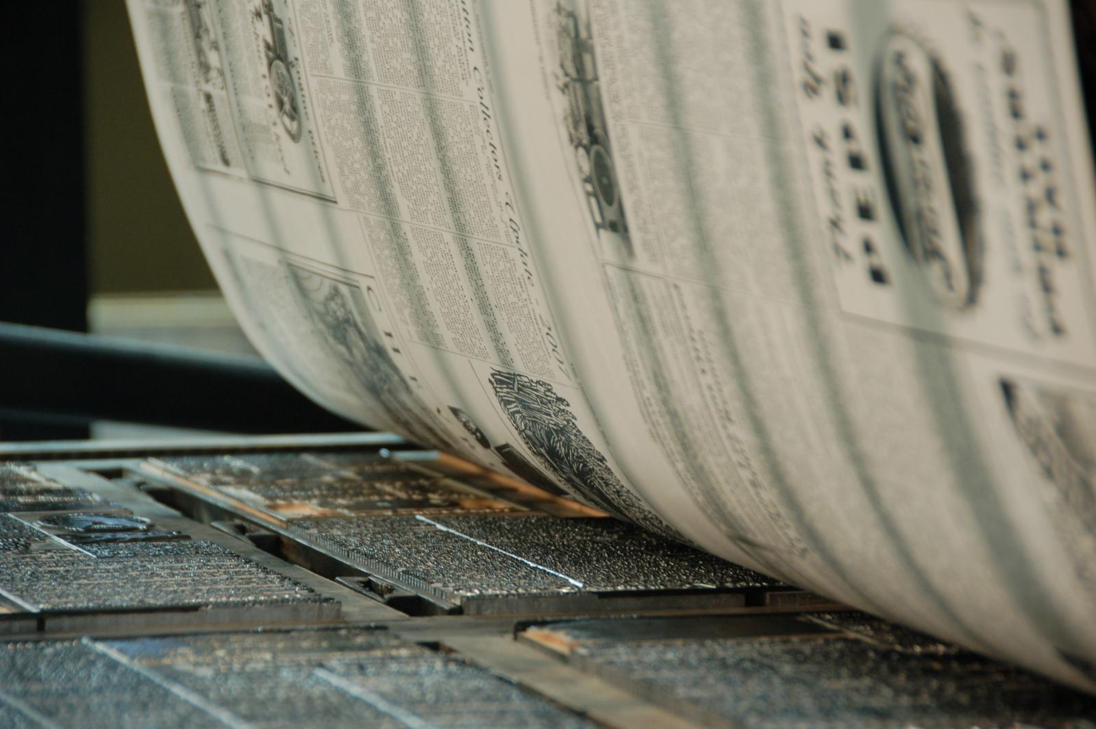 Printing Press News