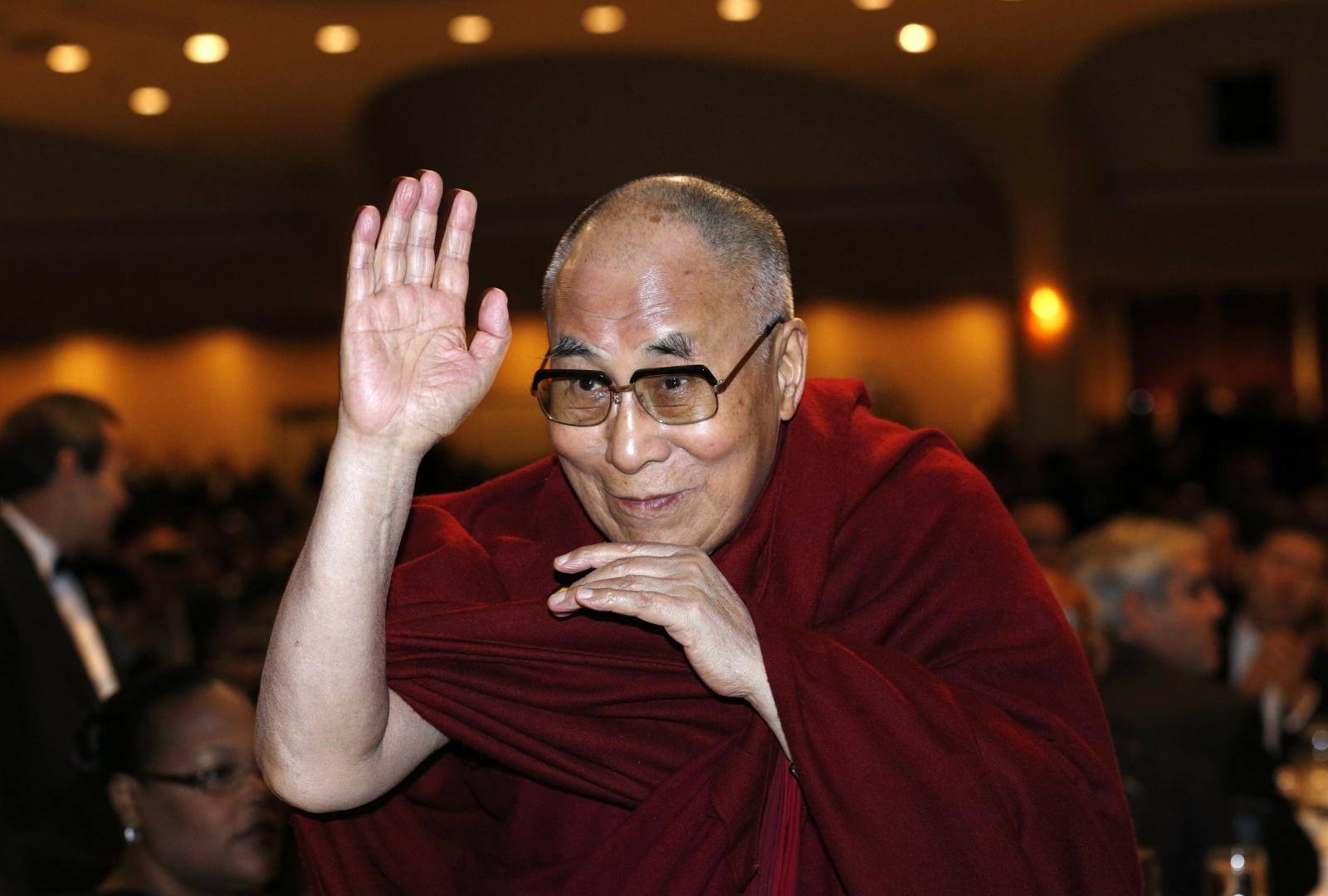 Obama calls Dalai Lama a friend and inspiration