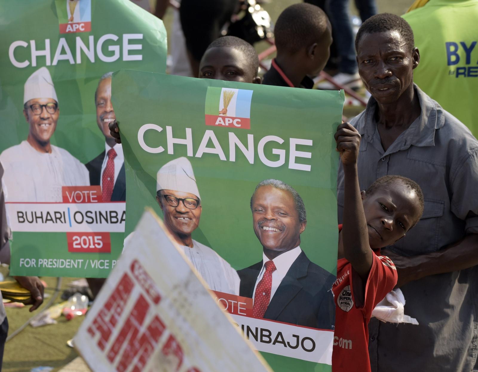 Nigeria elections