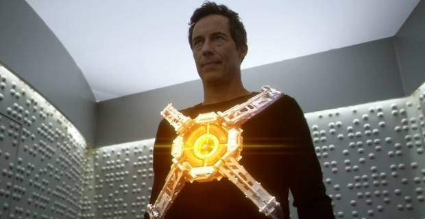 Harrison Wells in The Flash