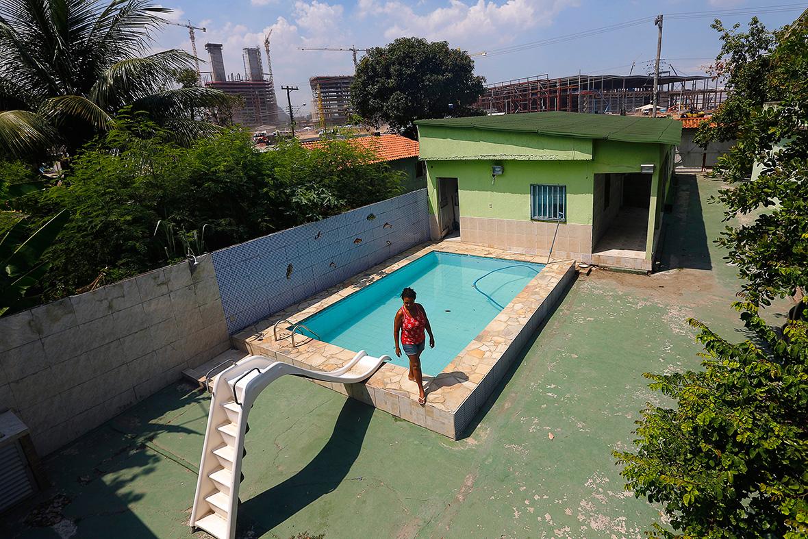 autodromo favela Rio