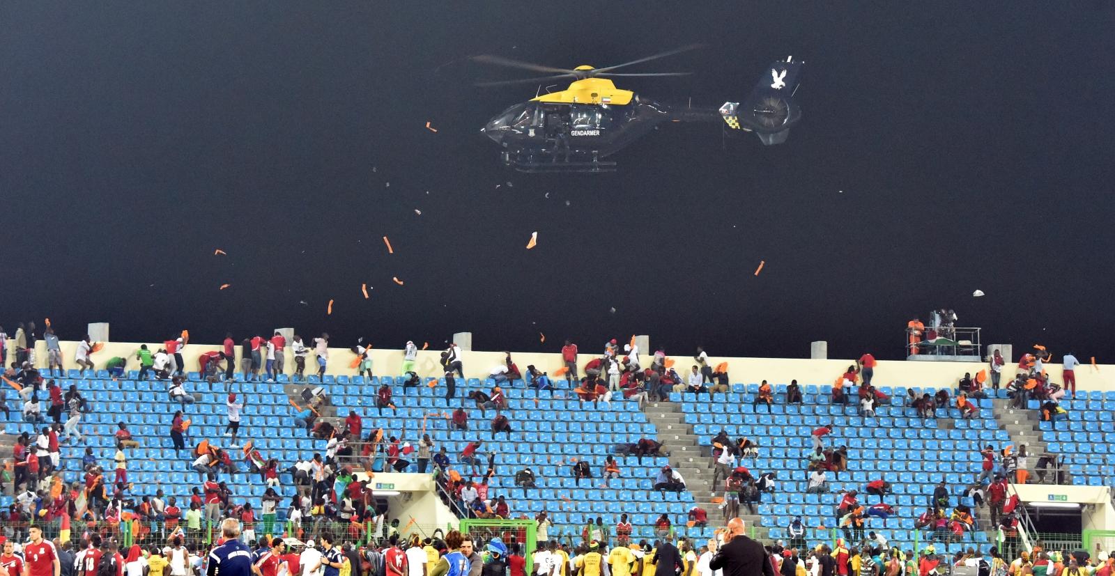 Ghana v Equatorial Guinea