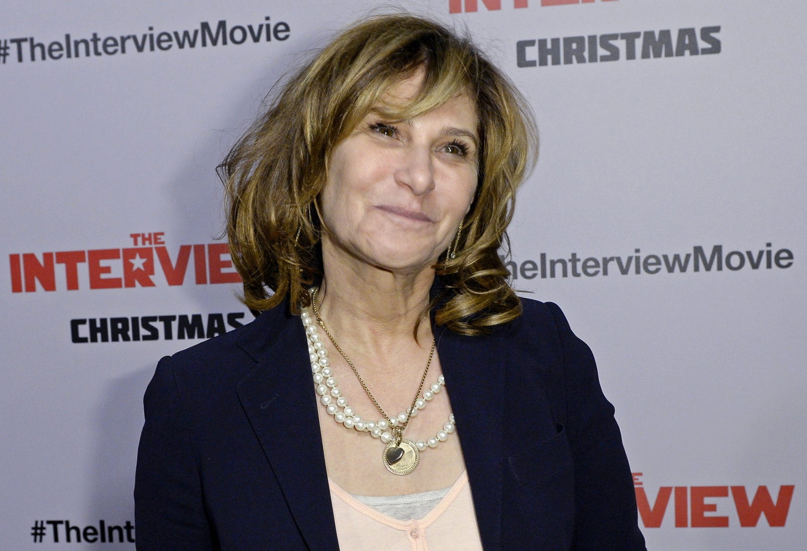 Sony Pictures co-chairman Amy Pascal