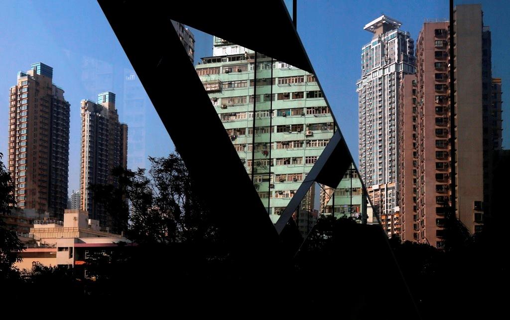 Hong Kong Residential Towers