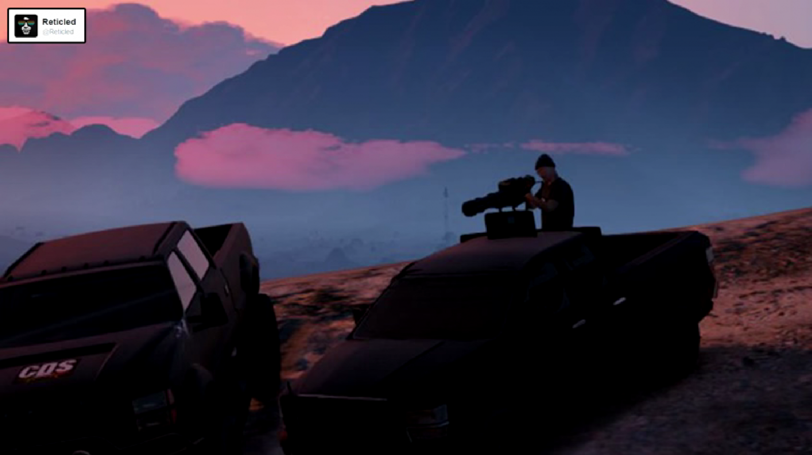 GTA 5 Online: Heist DLC vehicles with mounted mini-guns revealed