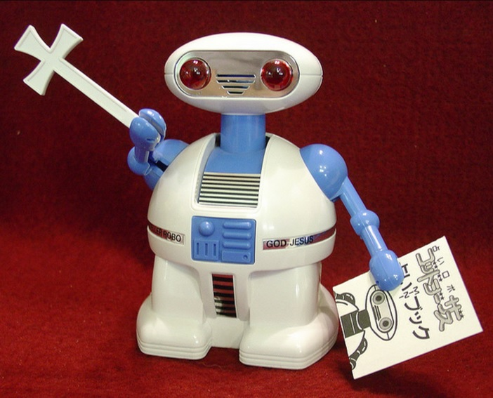 religious robot artificial intelligence